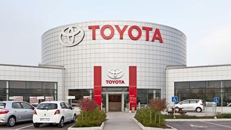 İşte Toyota'nın uçan arabası!
