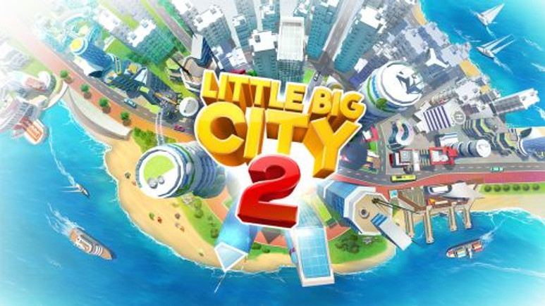 Little Big City 2 (Pocket HD) Google Play'de yayınlandı