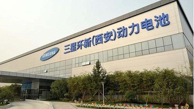 Samsung'un pilleri üretildiği fabrikayı da yaktı!