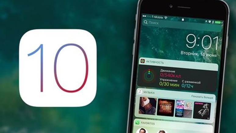 iOS 10, Android 7.0 Nougat ile farkı açıyor!