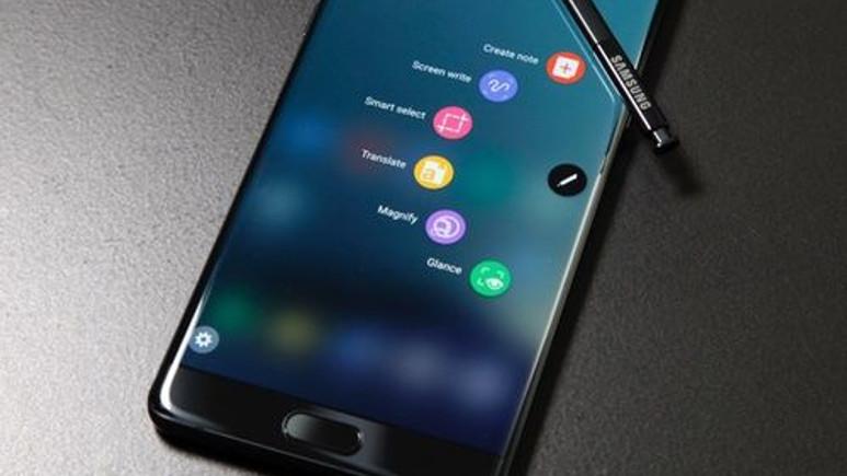 Galaxy Note 7 yeniden satışa sunuldu