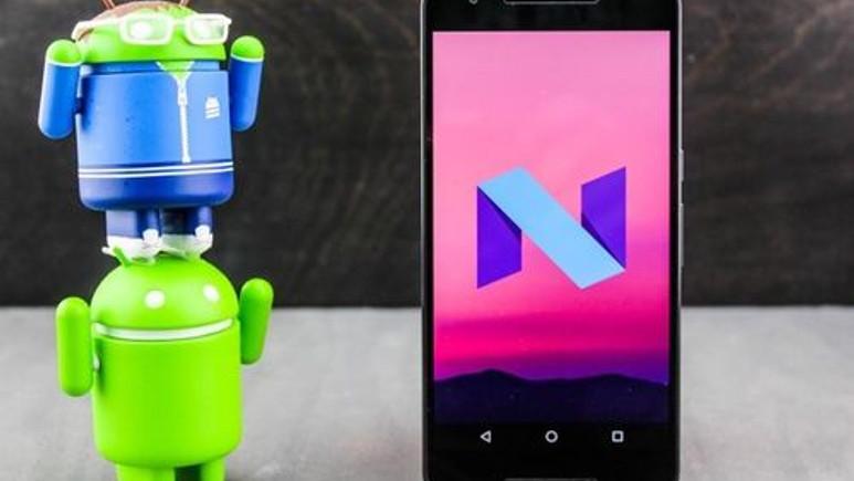Android 7.1 Nougat için tarih verildi!