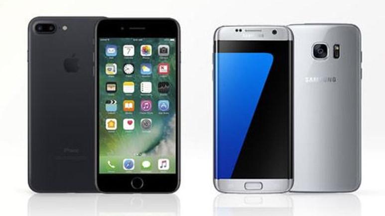 iPhone 7 ve Galaxy S7 Edge karşılaştırma!