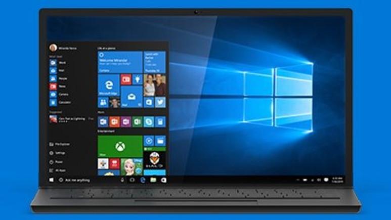 Windows 10'un yeni tasarımı sızdı!
