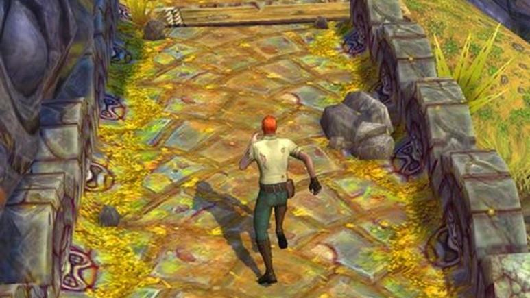 İşte Temple Run 2'nin yeni durağı!