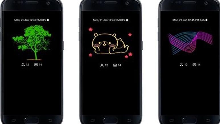 Galaxy Note 7 özelliği Galaxy S7'ye geldi!