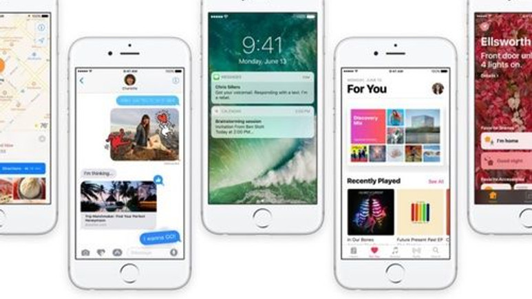 iOS 10.3 Beta 1 yayınlandı