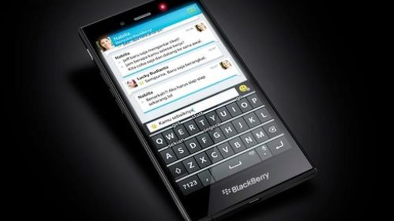 Android 7.0 ile çalışan BlackBerry Mercury sızdı