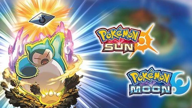 Pokemon Sun and Moon için demo yayınlandı!
