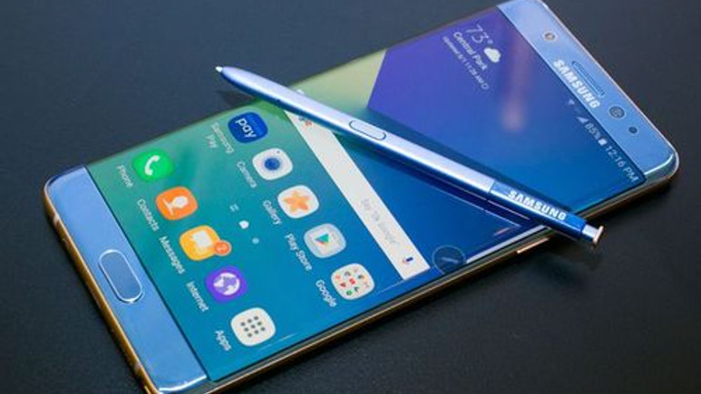 Yenilenmiş Galaxy Note 7 testlerde göründü