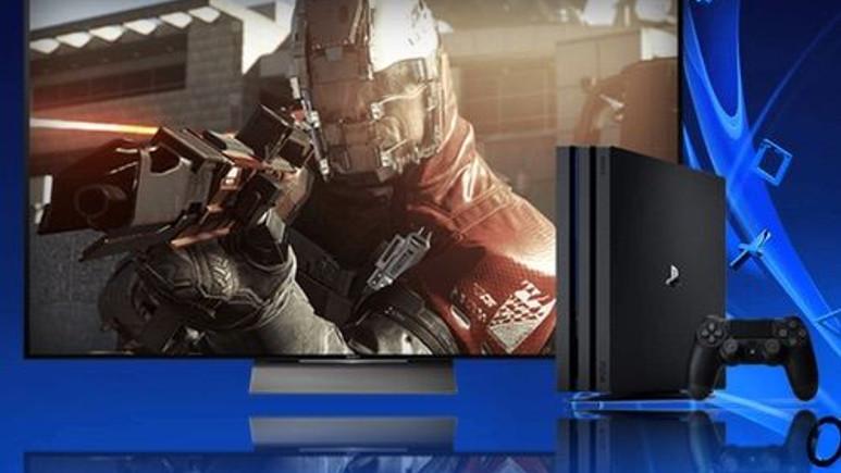 Sony 4K televizyon alana PlayStation 4 Pro 699TL!