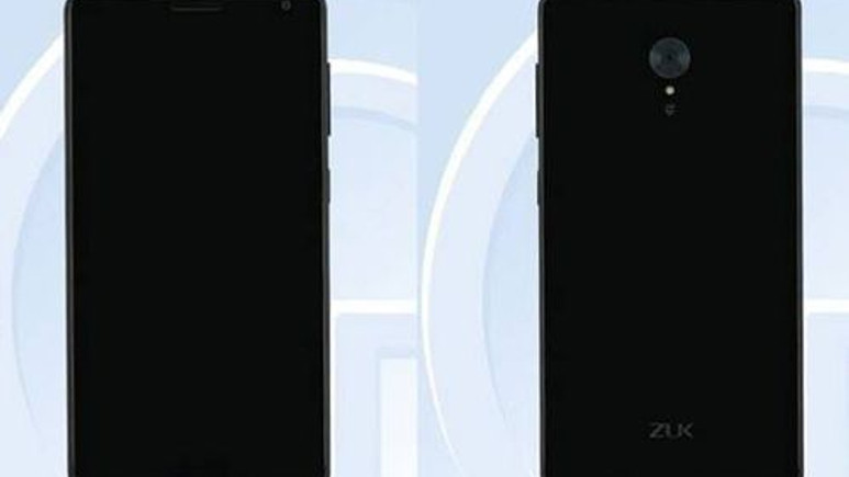 Lenovo ZUK Edge'in özellikleri AnTuTu'da ortaya çıktı