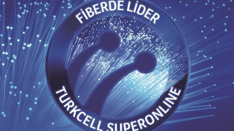 Turkcell fiberde 1 milyona ulaştı kutlamayı 100 Mbps hızla yaptı