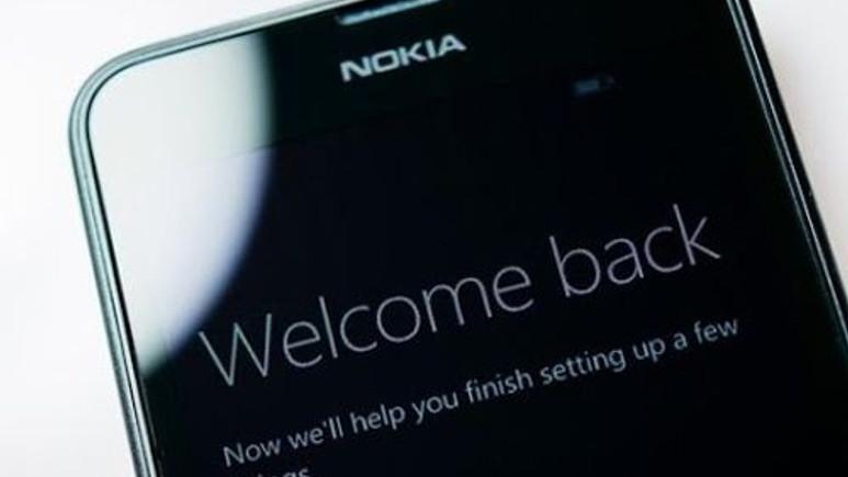 Nokia, amiral gemisi telefonunu dolaylı yoldan onayladı