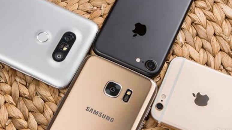 2016 yılının en güçlü akılı telefonları