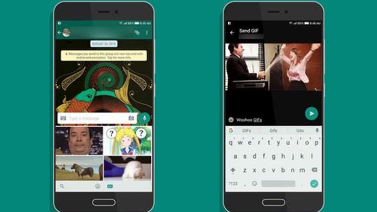 WhatsApp'a Android 7.0 Nougat desteği geldi