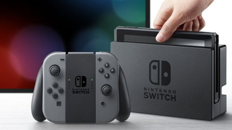 Nintendo Switch'in arayüzü sızdı!