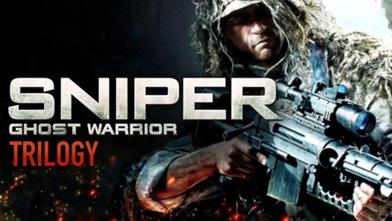 Sniper: Ghost Warrior Trilogy 1 dolar!