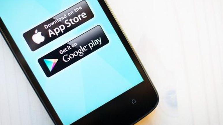 App Store, Google Play Store'u solladı!