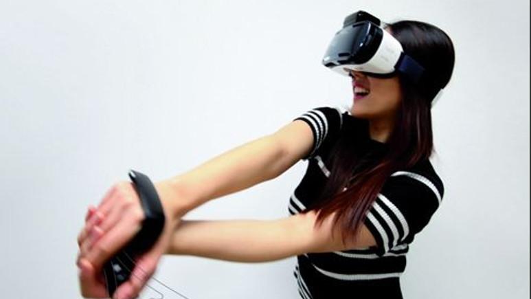 Samsung, sanal gerçeklik teknolojisi ile !f Yarın'a damga vuracak!