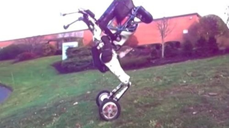 Boston Dynamics'ten yeni robot!