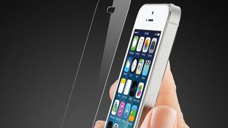 iPhone'a ekran koruyucu takmak artık çok kolay!