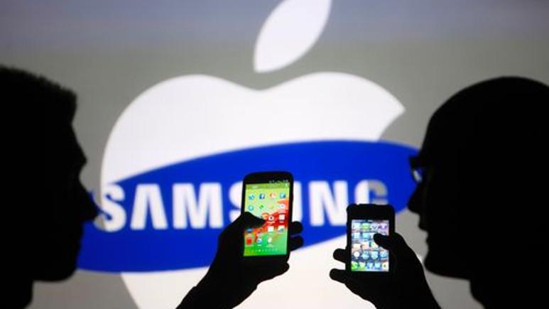 Samsung, Apple'ı LG'ye kaptırdı