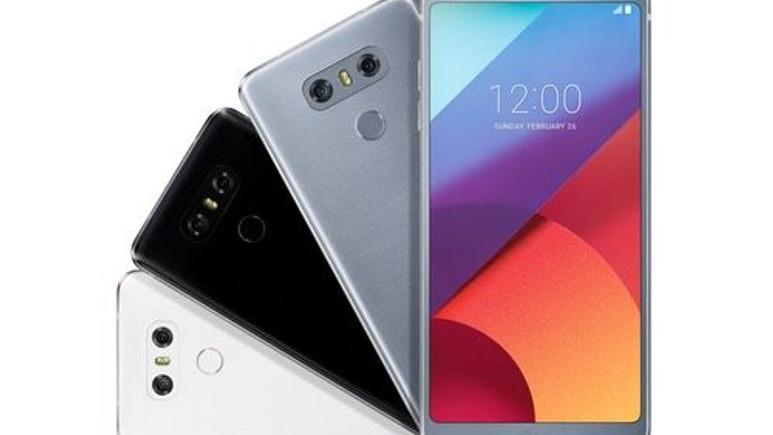 LG G6 Android Oreo ile testlerde görüldü