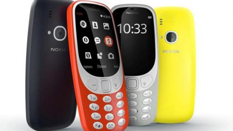Yeni Nokia 3310'un Türkiye fiyatı belli oldu!