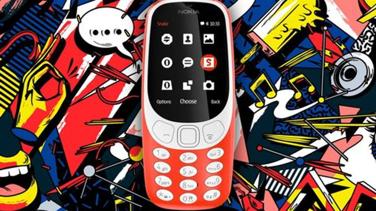 Yeni Nokia 3310 ön siparişe sunuldu!