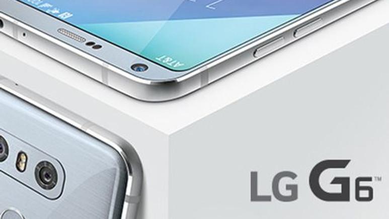 LG Türkiye'den G6'ya özel kampanya