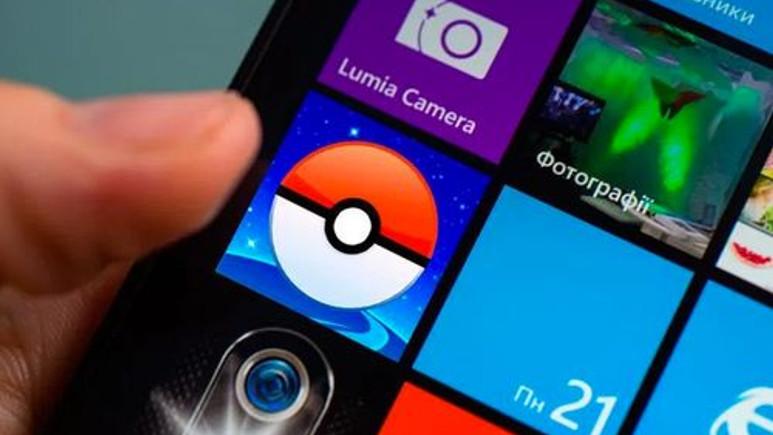 Pokemon GO, Windows Phone üzerinde oynanabiliyor!