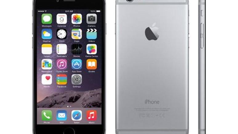 iPhone, güneş ışığında eridi
