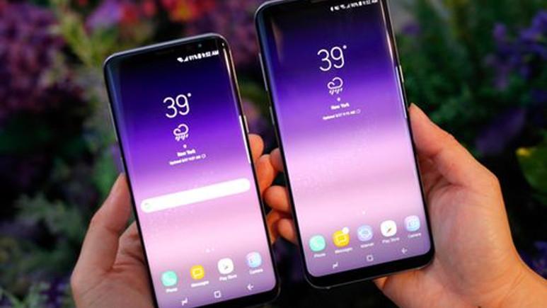 Galaxy S8 satışları Galaxy S7'yi solladı!