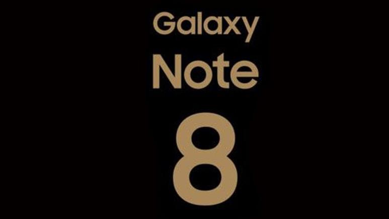 Galaxy Note 8'in videosu sızdırıldı