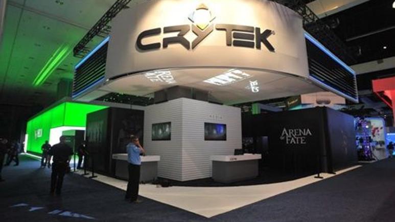 Crytek zor günler geçiriyor!