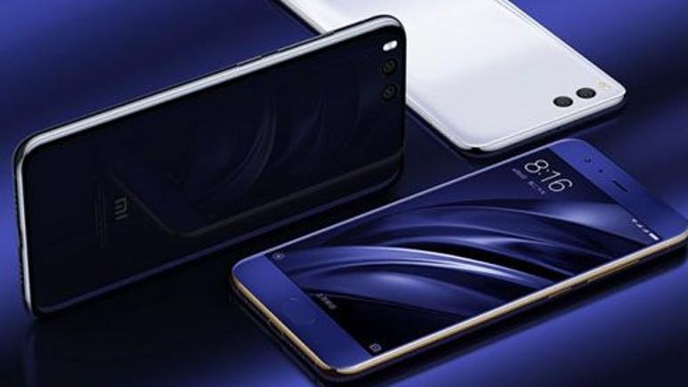 Seramik Xiaomi Mi6 parçalara ayrıldı