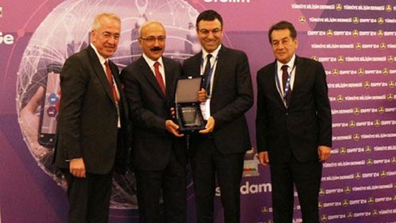 Turkcell'e Ar-Ge ve istihdam için özel ödül