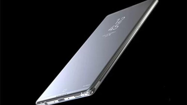 Galaxy Note 8'in ekranı garantili olacak!