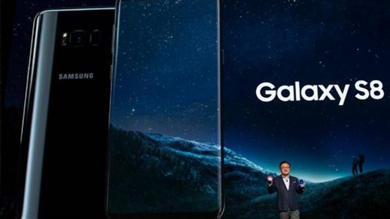 Galaxy S8 Çin'de bu özel özelliklerle geliyor!