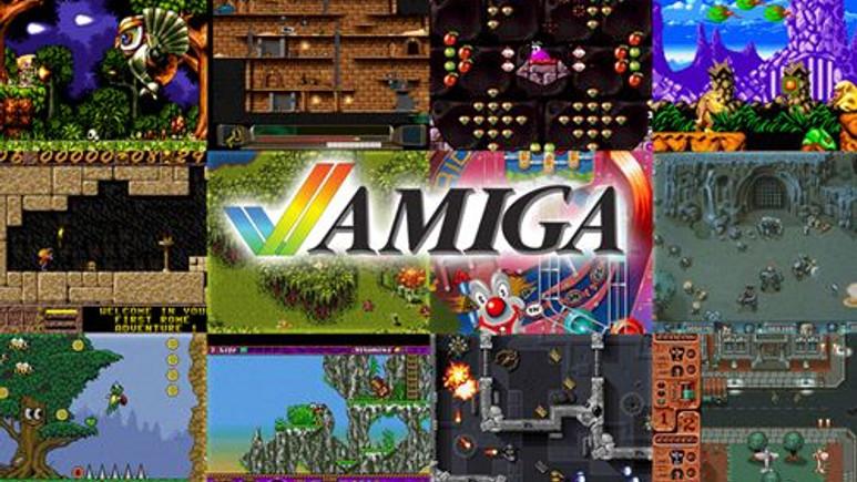 Android için efsanevi Amiga oyunları!