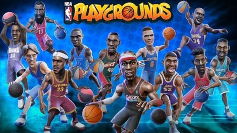 NBA Playgrounds inceleme