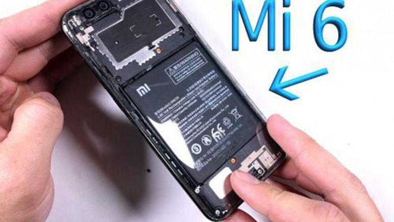 Xiaomi Mi 6 suya dayanıklılık testi (Video)