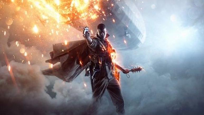 Battlefield 1'e kadın asker güncellemesi!