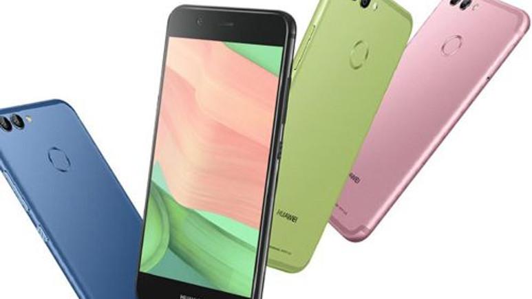 Huawei Nova 2 ve Nova 2 Plus tanıtıldı