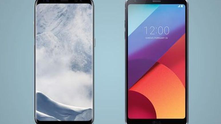 Galaxy S8 vs LG G6 düşme testi: Hangisi daha dayanıklı?