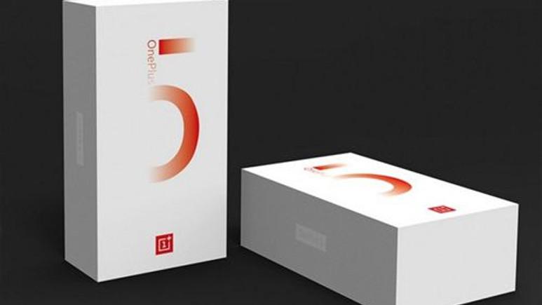 OnePlus 5'in sızdırılan perakende kutusu bu özelliğini kesinleştirdi