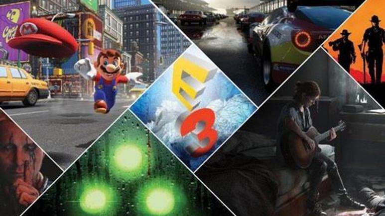E3 2017'de hangi oyunlar tanıtılacak?