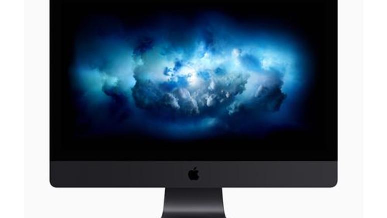 Apple, en güçlü bilgisayarı iMac Pro'yu tanıttı!