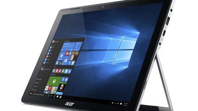 Acer'ın sıvı soğutmalı 2'si 1 arada bilgisayarı Türkiye'de!